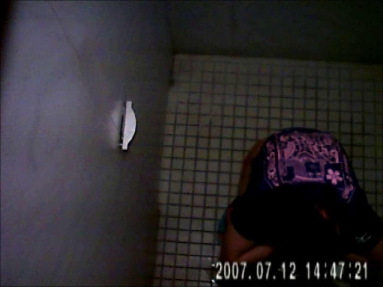 水着ギャル達への挑戦状!そこに罠がありますから!Vol.27 トイレ 覗き性交動画流出 53PICs 43
