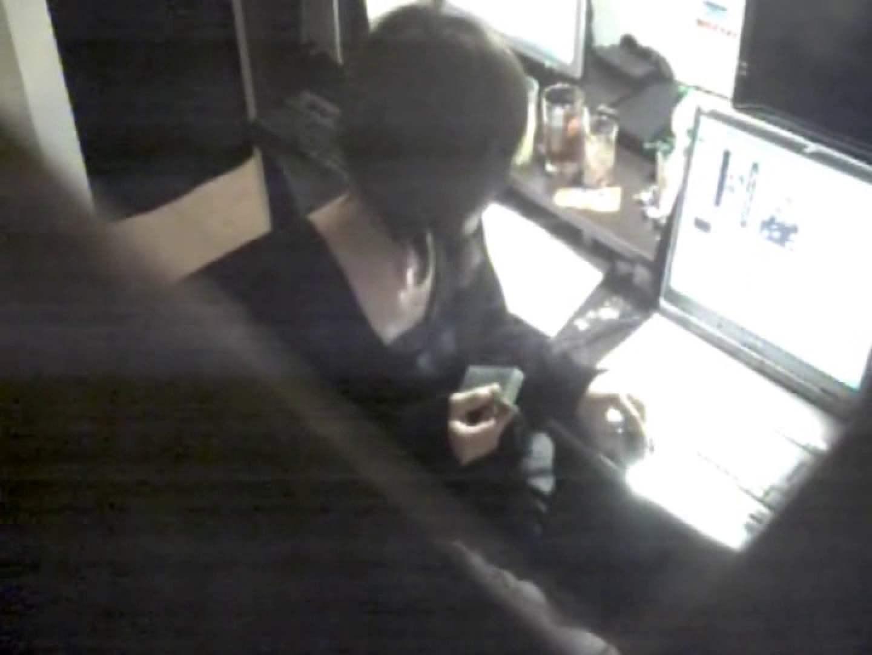 インターネットカフェの中で起こっている出来事 vol.011 卑猥  113PICs 48