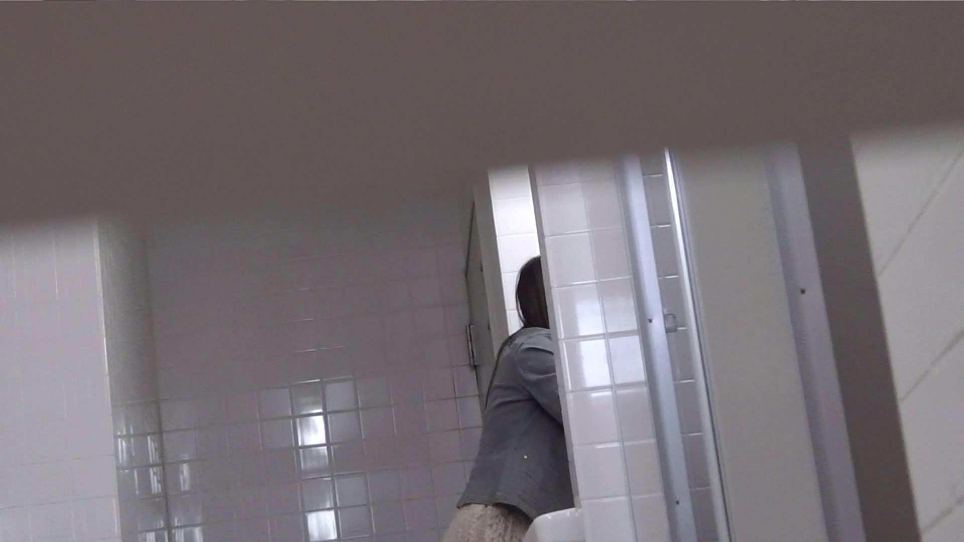 vol.06 命がけ潜伏洗面所! ツン!とした子は割と几帳面? 洗面所 覗きオメコ動画キャプチャ 99PICs 42