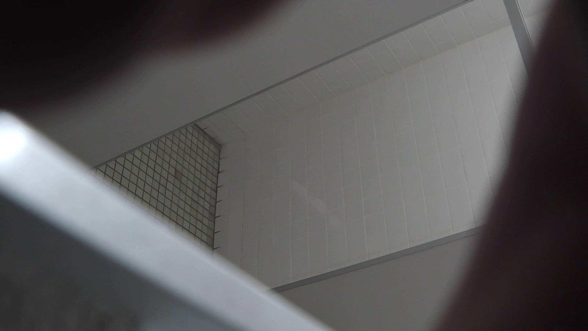 vol.08 命がけ潜伏洗面所! 黒ストッキングが流行りです。 潜入   OLエロ画像  92PICs 5