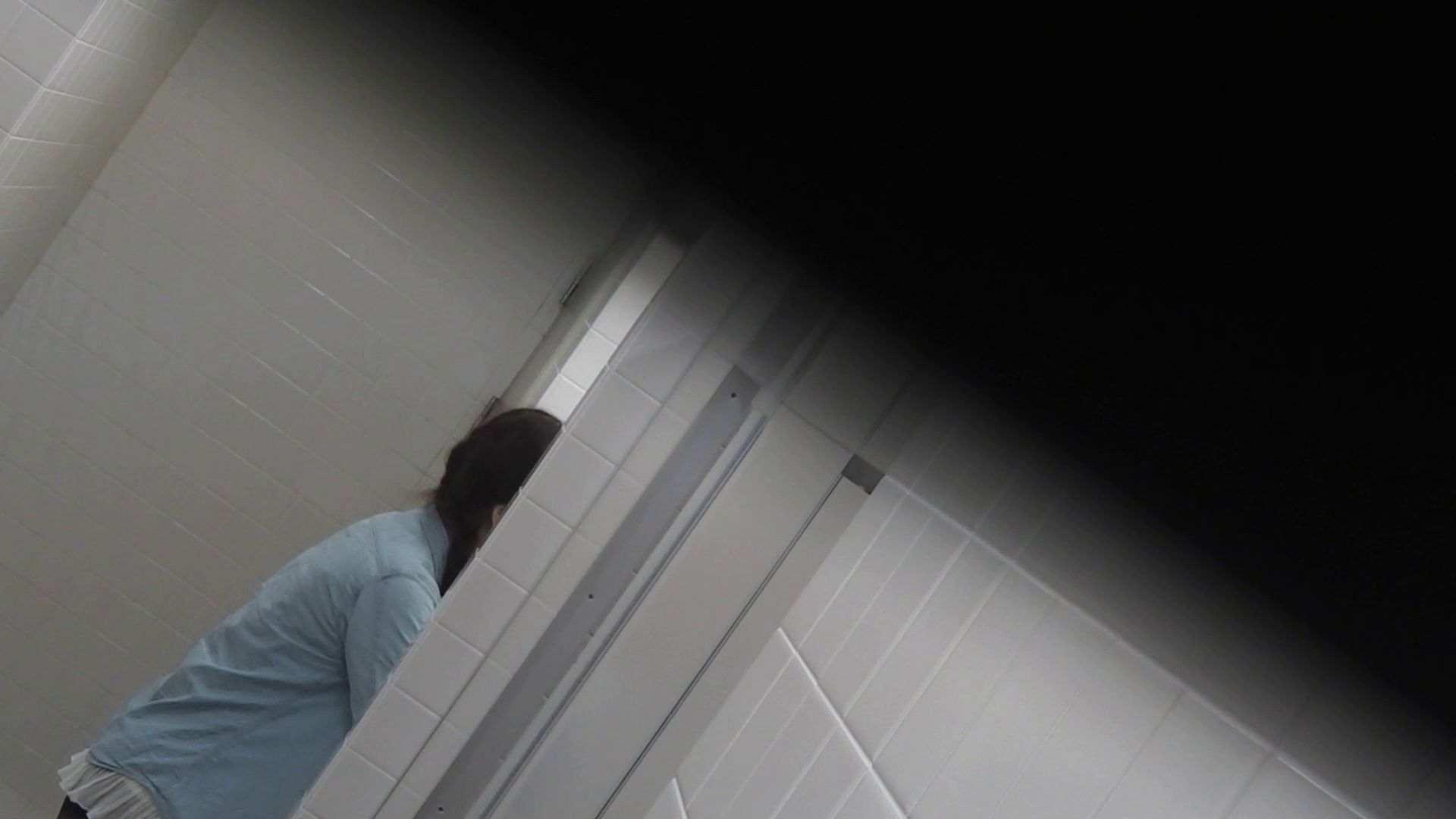 vol.08 命がけ潜伏洗面所! 黒ストッキングが流行りです。 潜入   OLエロ画像  92PICs 53