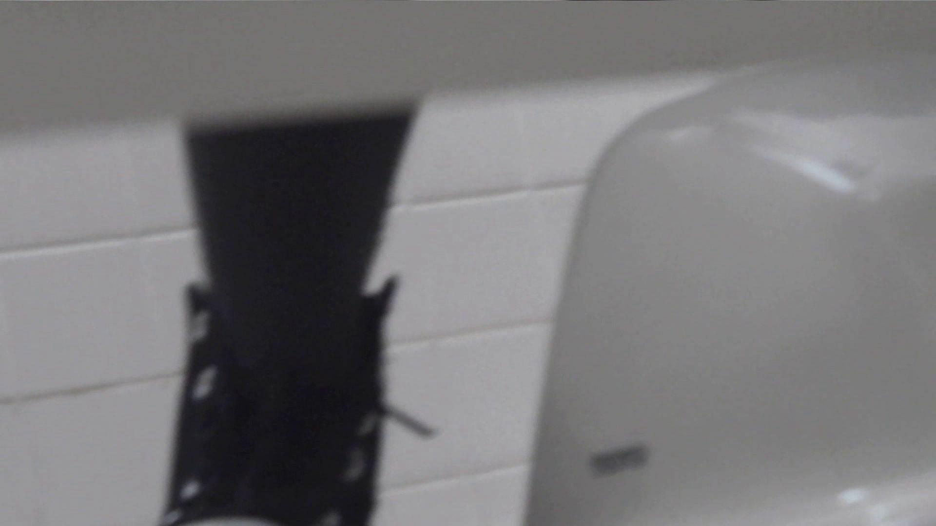 vol.08 命がけ潜伏洗面所! 黒ストッキングが流行りです。 潜入  92PICs 56