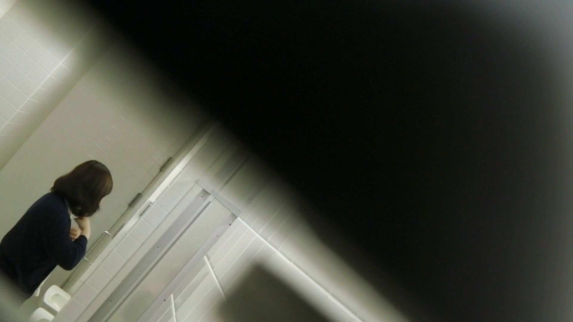 vol.08 命がけ潜伏洗面所! 黒ストッキングが流行りです。 洗面所 盗撮戯れ無修正画像 92PICs 58