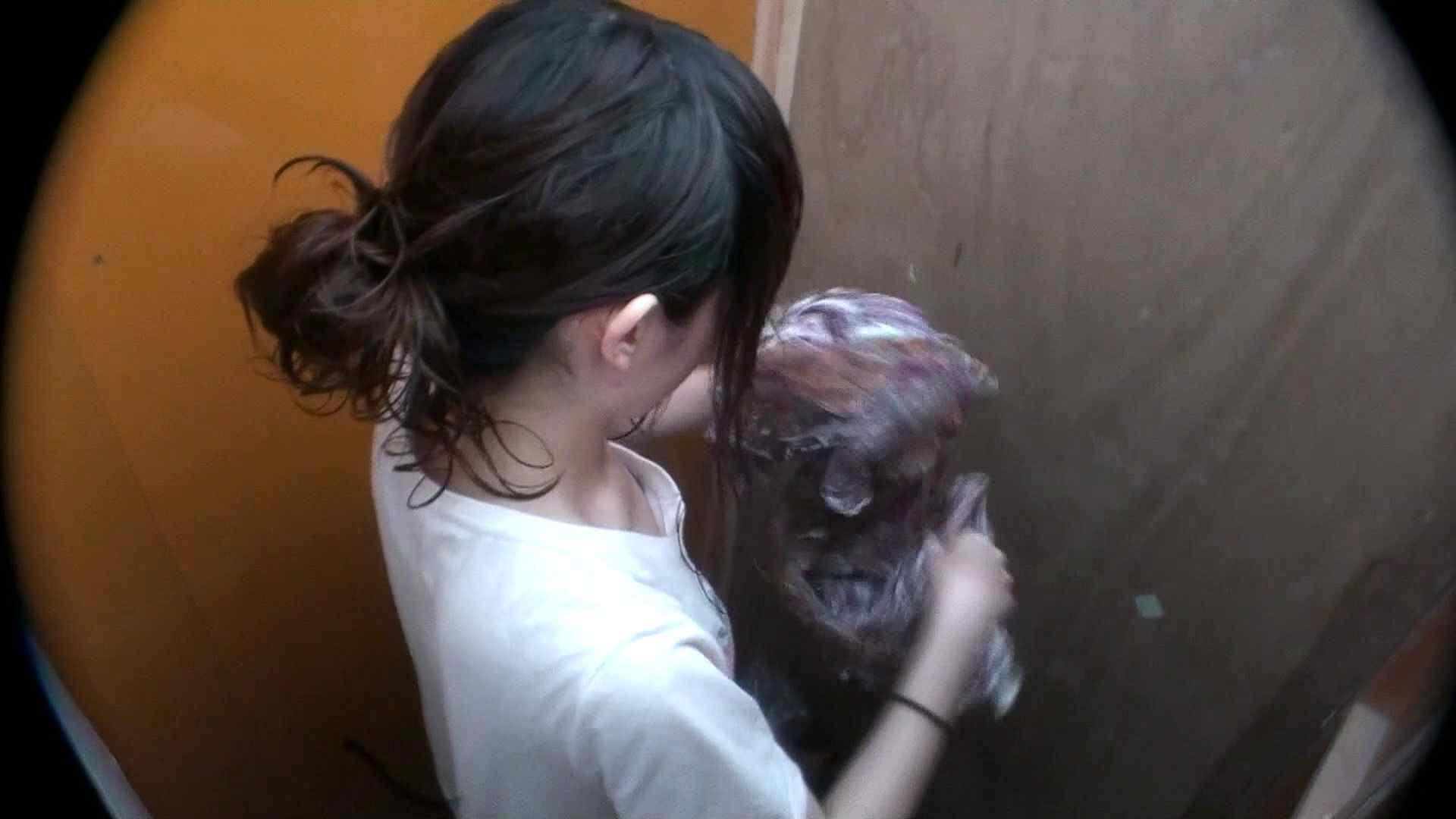 シャワールームは超!!危険な香りVol.29 こっちを向いて欲しい貧乳姉さん シャワー セックス画像 67PICs 67