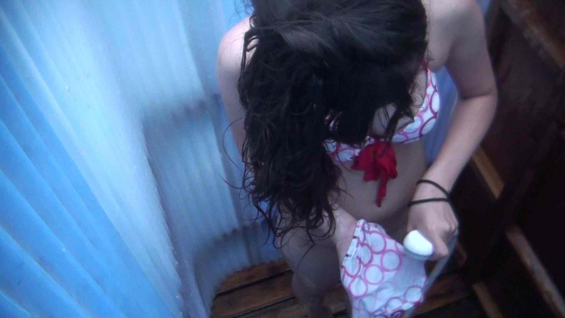 ハイビジョンシャワールームは超!!危険な香りVol.32 オッパイ隠して陰毛隠さず チラ見せ乳輪 OLエロ画像 盗撮ヌード画像 30PICs 10