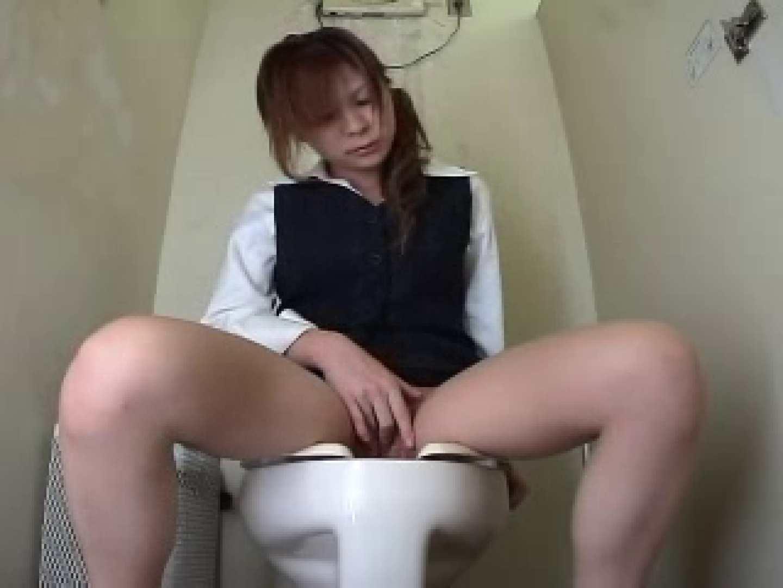 わざわざ洗面所にいってオナニーするOL..2 洗面所   性欲  77PICs 1