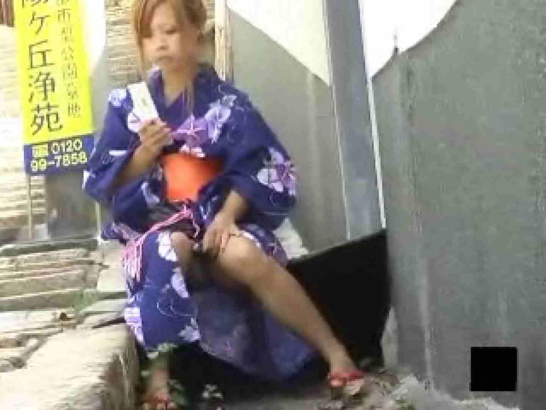 浴衣美人をいろんな角度からエロく見てみたり、いじめてみたりVOL.1 チラ 覗きぱこり動画紹介 52PICs 10