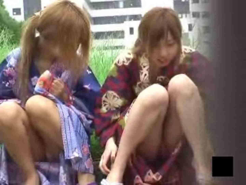 浴衣美人をいろんな角度からエロく見てみたり、いじめてみたりVOL.1 パンティ  52PICs 21