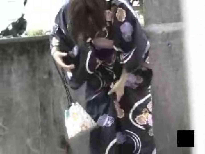 浴衣美人をいろんな角度からエロく見てみたり、いじめてみたりVOL.1 追跡 盗撮アダルト動画キャプチャ 52PICs 41