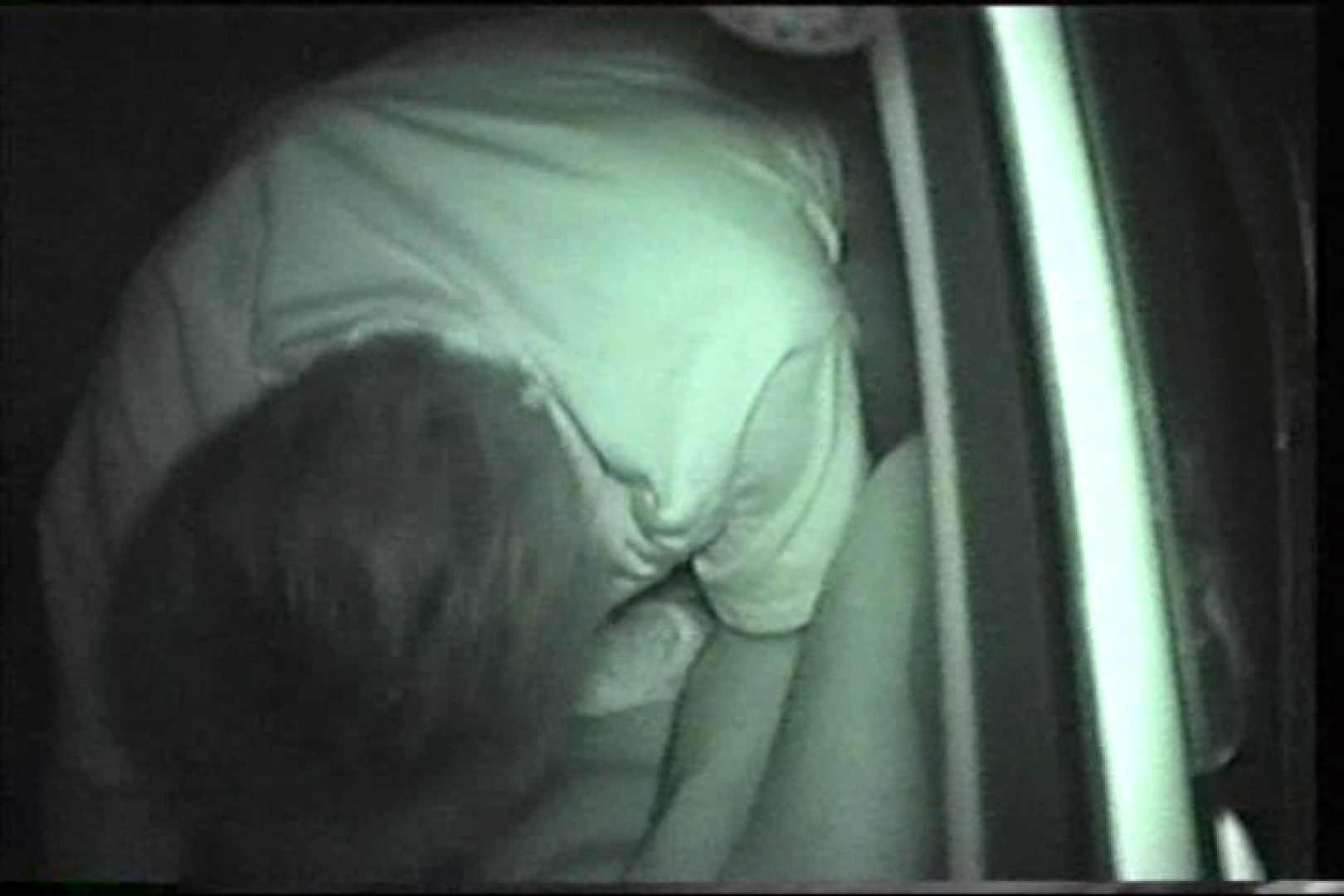 MASAさんの待ち伏せ撮り! 赤外線カーセックスVol.2 濃厚セックス 隠し撮りオマンコ動画紹介 22PICs 10