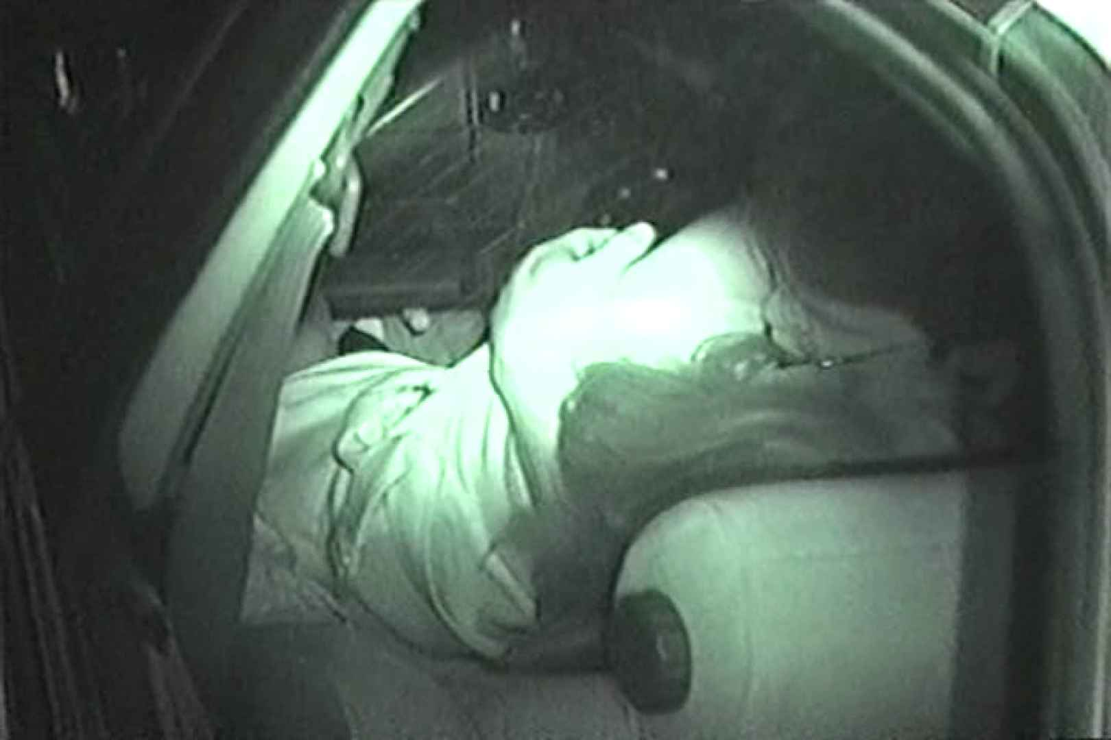 MASAさんの待ち伏せ撮り! 赤外線カーセックスVol.18 OLエロ画像 盗み撮りAV無料動画キャプチャ 64PICs 2