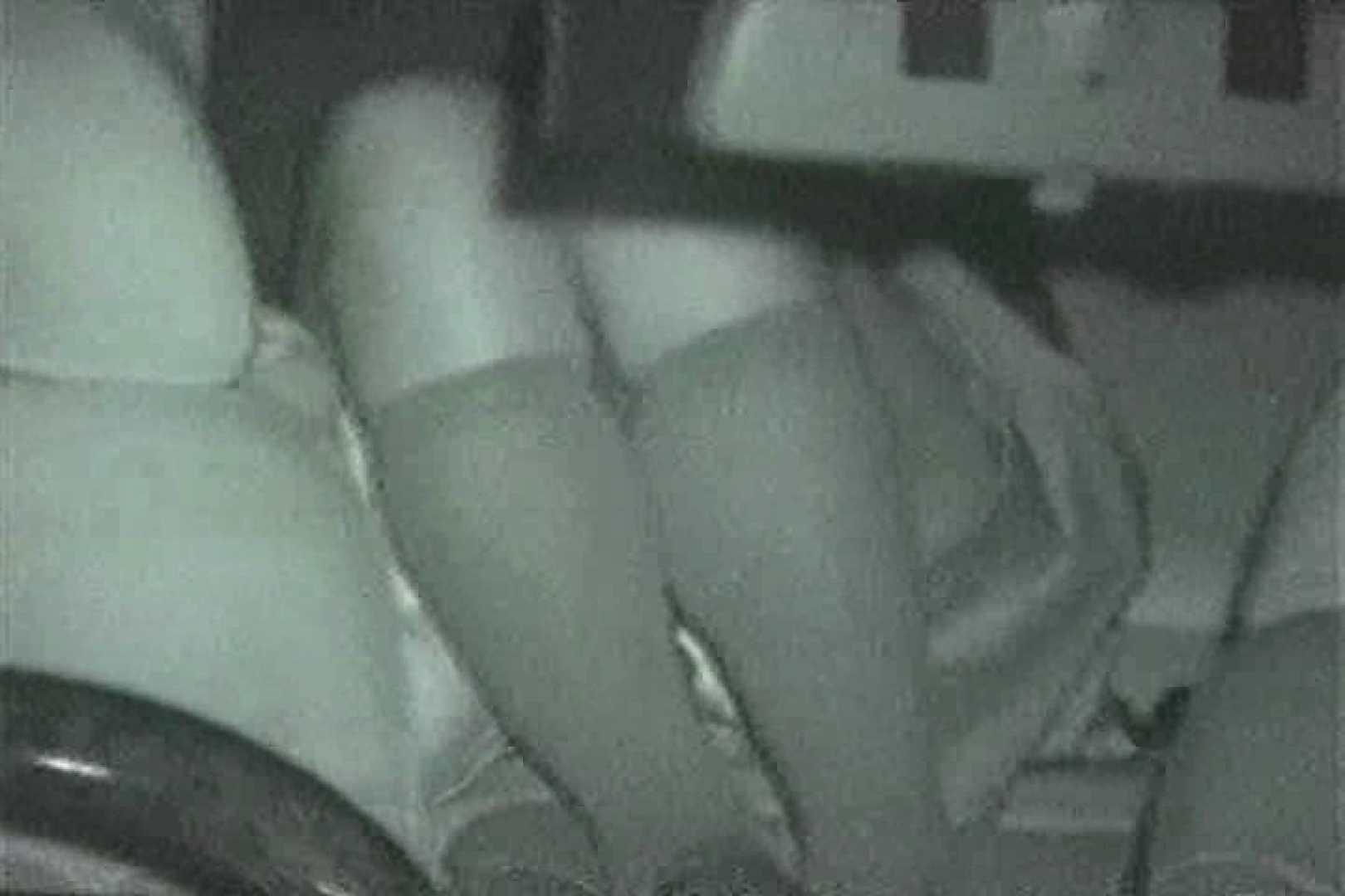 MASAさんの待ち伏せ撮り! 赤外線カーセックスVol.18 OLエロ画像 盗み撮りAV無料動画キャプチャ 64PICs 37
