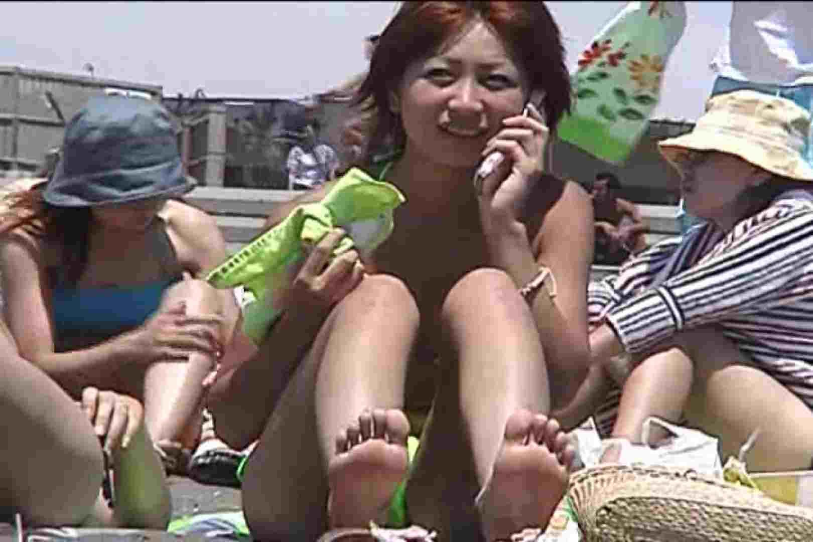 ビーチで起きたあなたの知らない世界!!Vol.4 OLエロ画像  61PICs 26