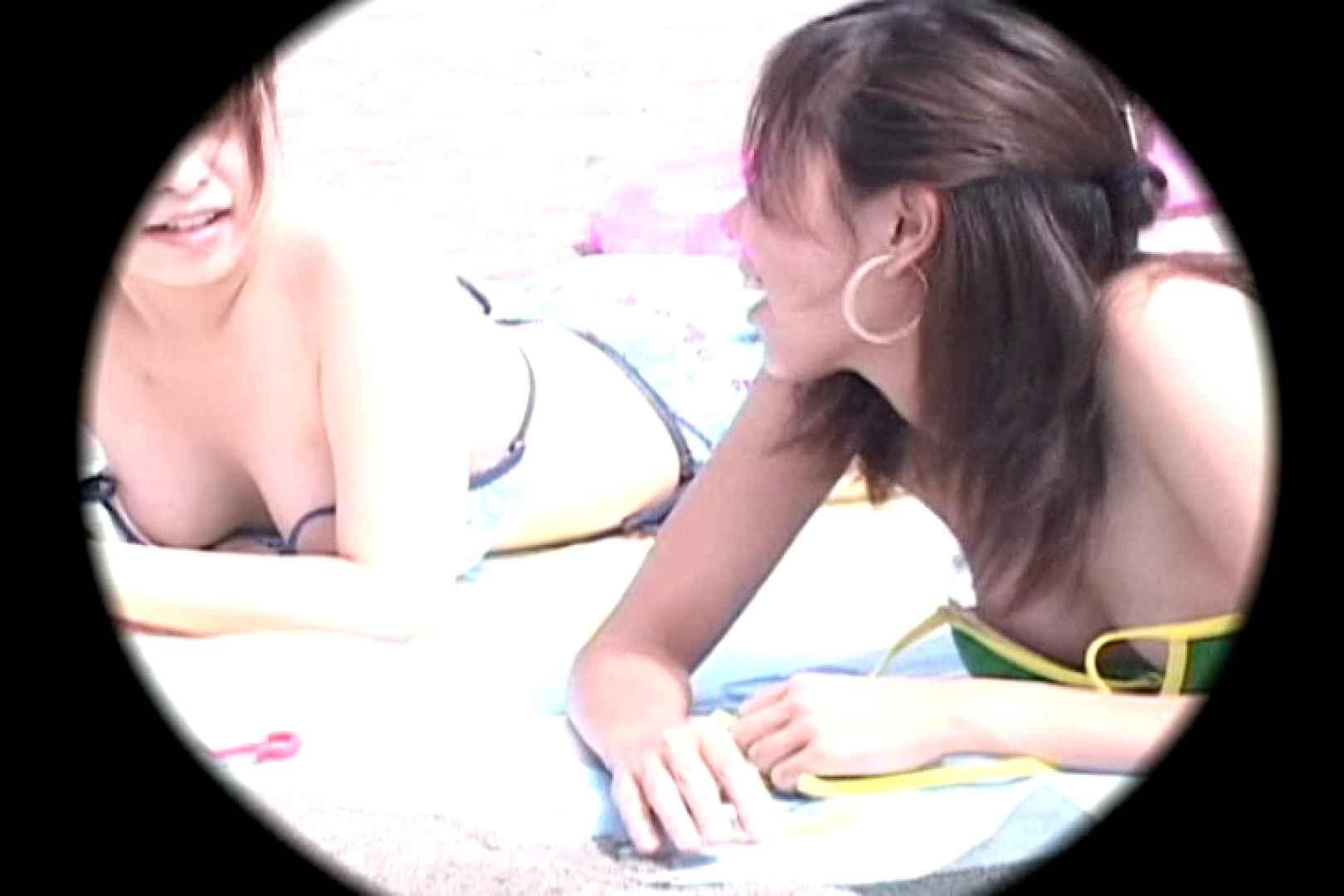 ビーチで発見!!はしゃぎ過ぎポロリギャルVol.4 日焼け 性交動画流出 102PICs 47