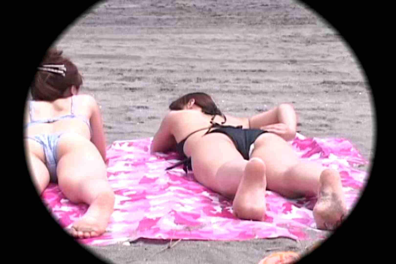 ビーチで発見!!はしゃぎ過ぎポロリギャルVol.4 お姉さん 盗み撮りSEX無修正画像 102PICs 68