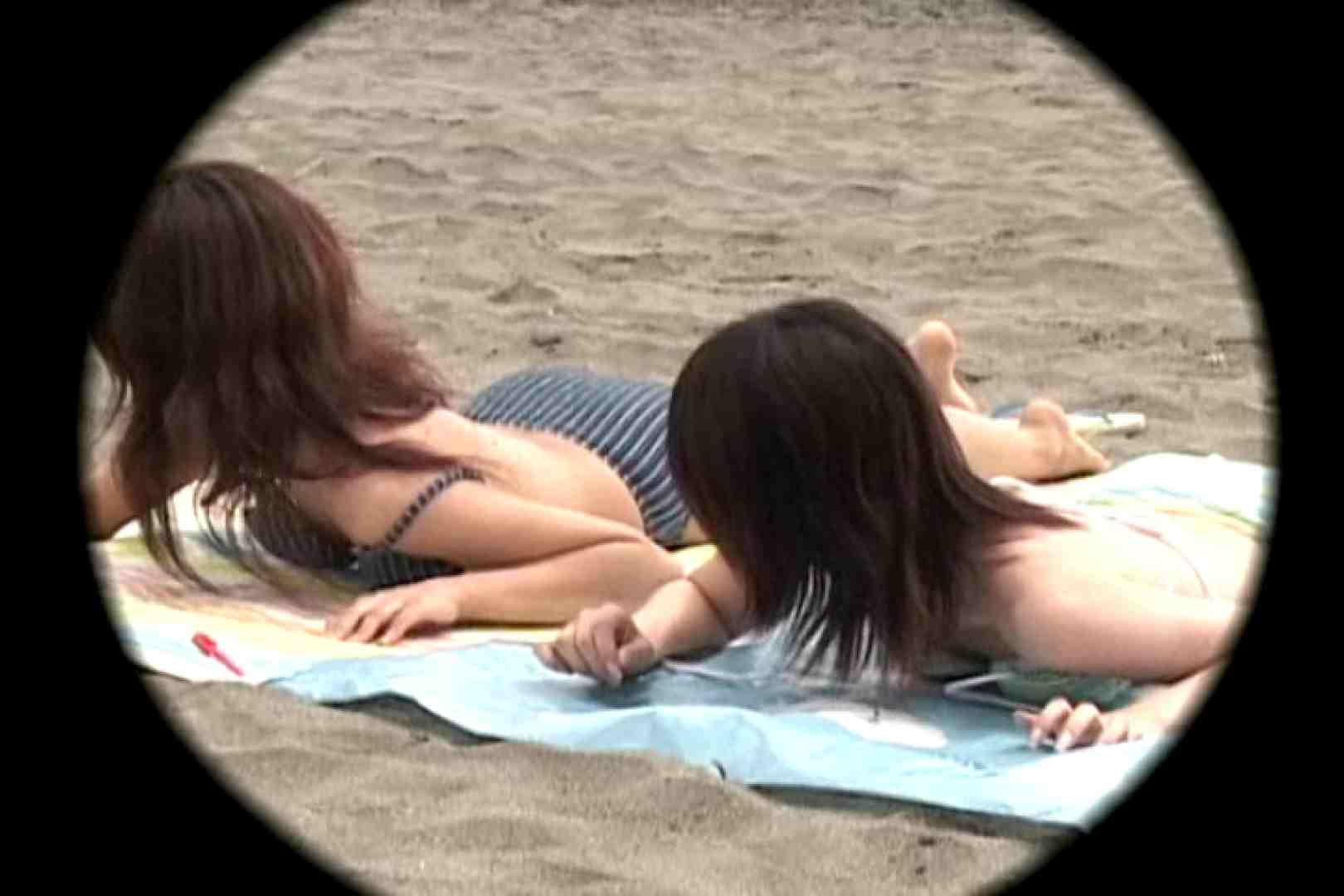 ビーチで発見!!はしゃぎ過ぎポロリギャルVol.4 胸チラ 隠し撮りおまんこ動画流出 102PICs 94