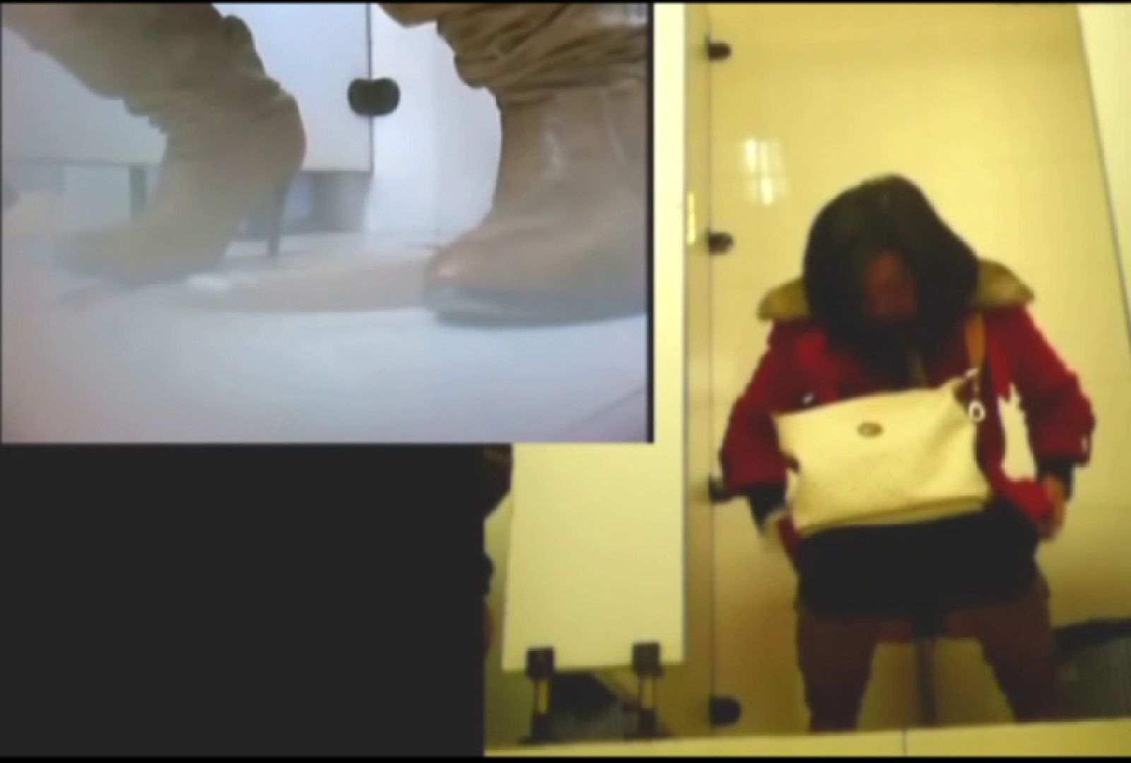 洗面所で暗躍する撮師たちの潜入記Vol.4 潜入 戯れ無修正画像 29PICs 8