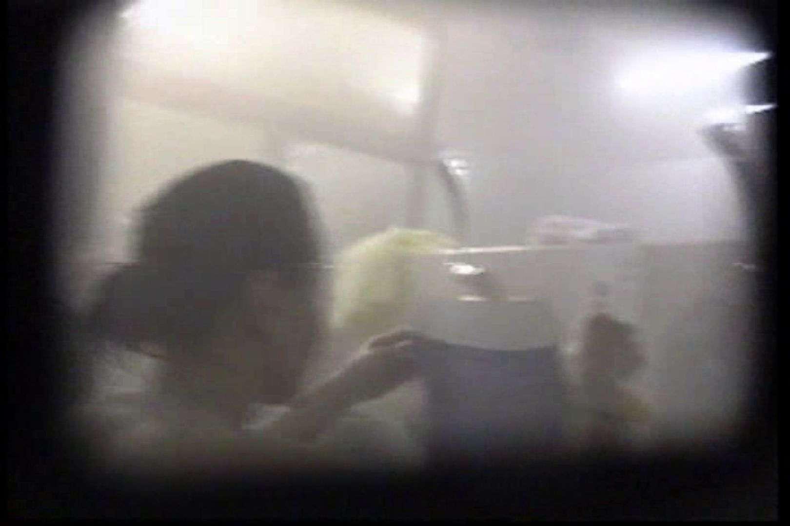 洗面器にカメラを仕込んで洗い場内を移動盗撮 TK-131 裸体   盗撮  93PICs 21