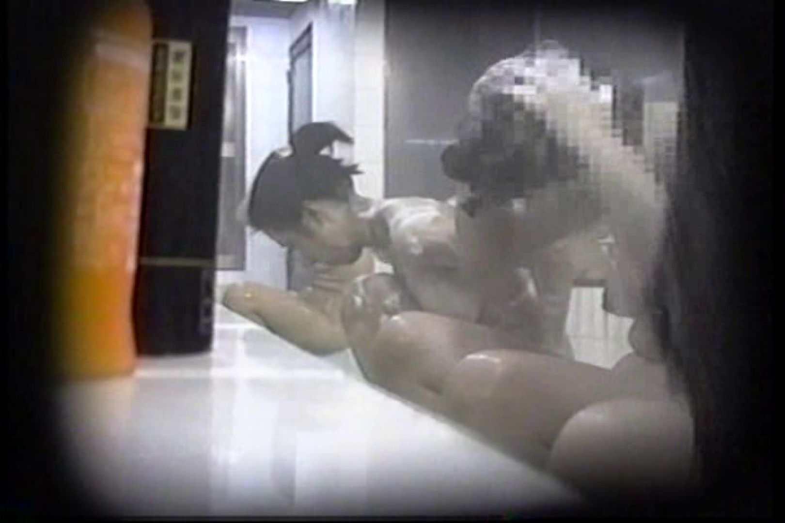 洗面器にカメラを仕込んで洗い場内を移動盗撮 TK-131 裸体  93PICs 42