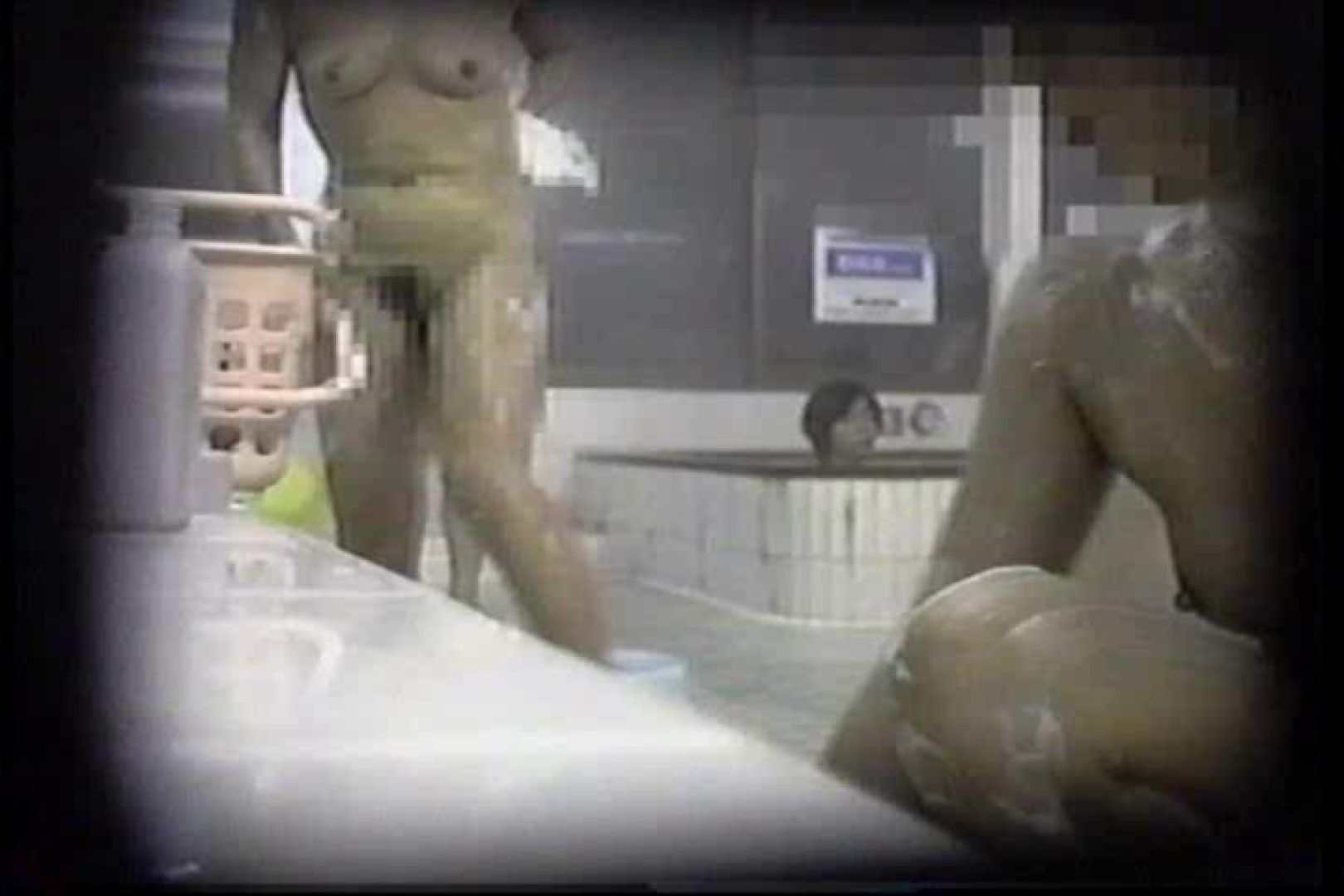 洗面器にカメラを仕込んで洗い場内を移動盗撮 TK-131 裸体  93PICs 70